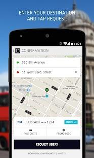 Uber - screenshot thumbnail