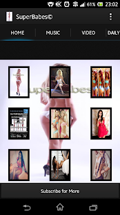 Super Babes (SuperBabesApp) - screenshot thumbnail