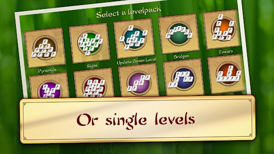 3D Mahjong Mountain - screenshot thumbnail