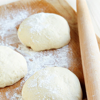 Olive Oil Dough Recipe