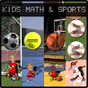 Kids Math e Desportos icon