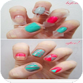 Tutorials Nail Designs