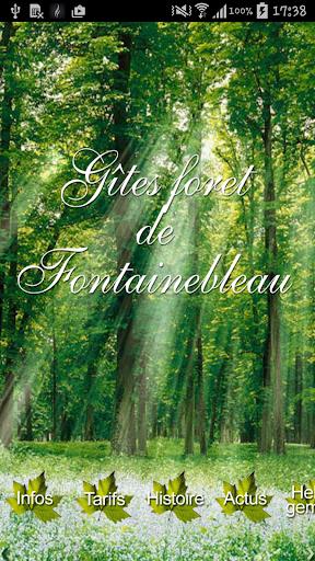 Gîtes de Fontainebleau