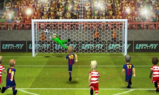 Striker Soccer 2 Screenshot 1
