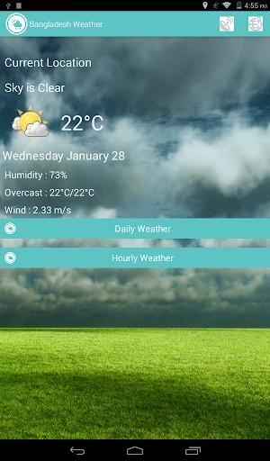 Bangladesh Weather