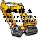 OSHA Reference: Excavation icon