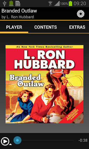 Branded Outlaw Hubbard