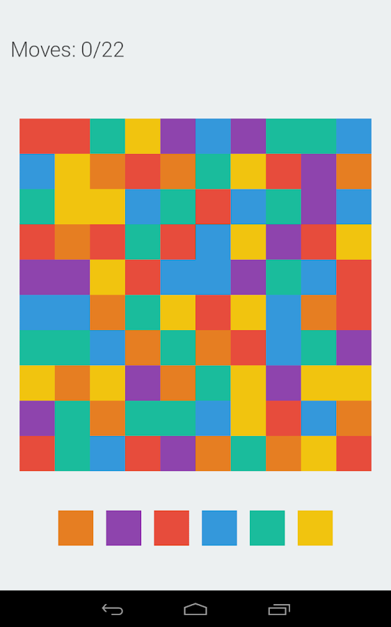 GridFill- screenshot