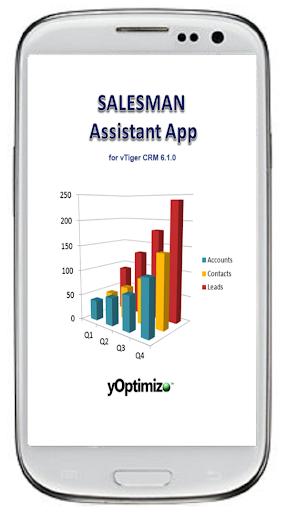 Sales assistant vTiger CRM 6.1