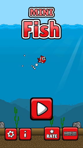Mini Fish: Downstream Dash