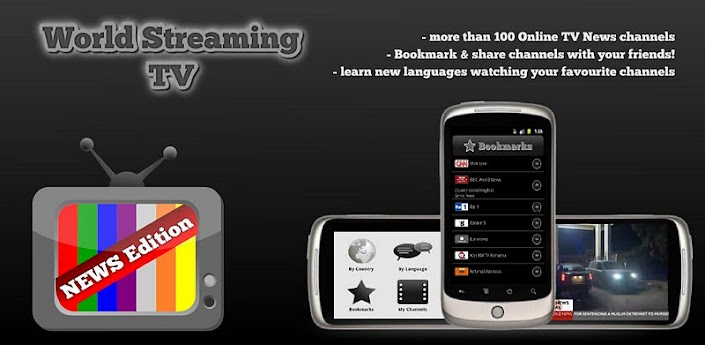 World Streaming TV–News 1.5.6 apk