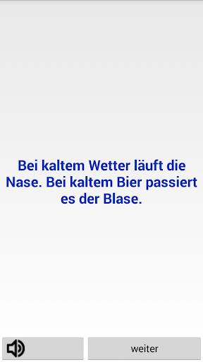 【免費娛樂App】Klosprüche-APP點子