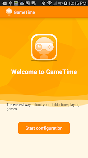 GameTime - Parental Controls