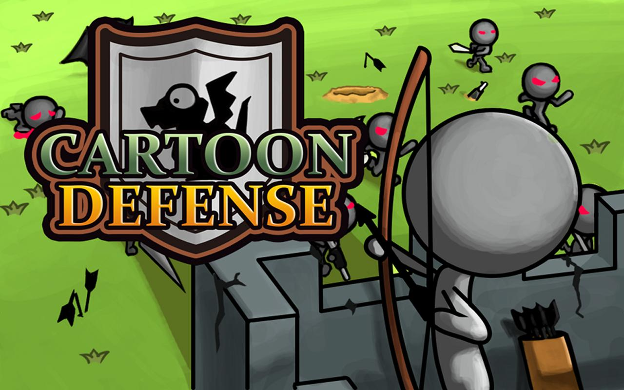 Cartoon Defense - screenshot