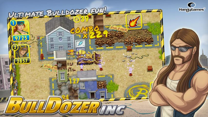 Bulldozer Inc. Premium - screenshot