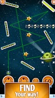 Screenshot of Galaxy Pool (physics game)