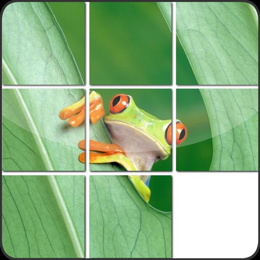 Sliding Puzzle Free LOGO-APP點子