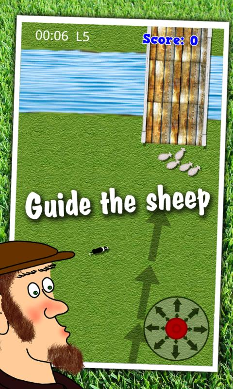 Sheepdog Pro- screenshot