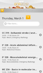 ECR 2012 - screenshot thumbnail