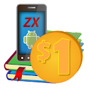 ZXReader Donate One logo