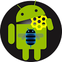 Now you can theme PacDroid with a fun Honeycomb inspired theme. This theme requires the PacDroid Live Wallpaper logo