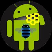 PacDroid Theme: Honeycomb