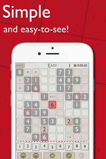 免費下載棋類遊戲APP|Sudoku Red! app開箱文|APP開箱王