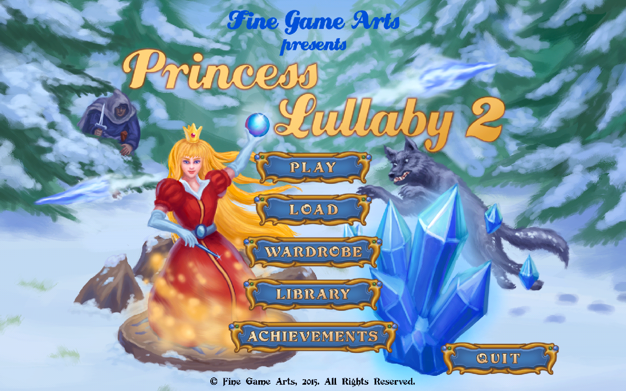 Princess Lullaby 2- screenshot