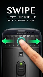 Super-Bright LED Flashlight - screenshot thumbnail