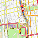 Santiago Amenities Map (free) icon