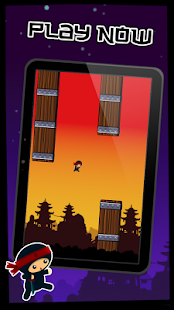 Floppy Bird - Ninja Iron Man - screenshot thumbnail