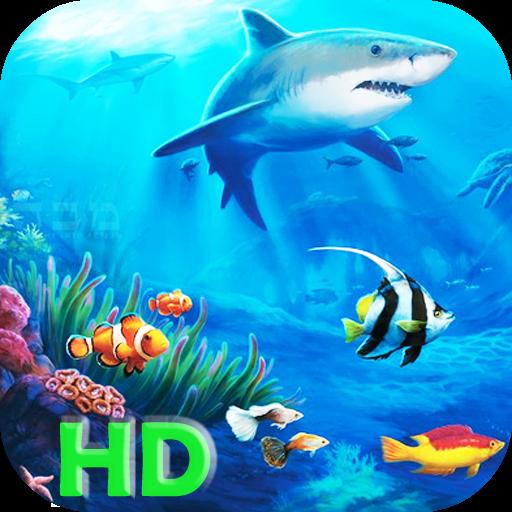 超真實3D動態水族館-海底世界 LOGO-APP點子