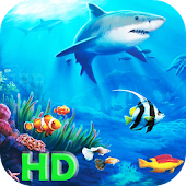 Aquarium Underwater World HD