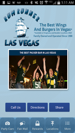 Rum Runner Las Vegas