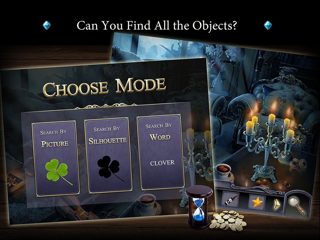 Hidden Object Games | Play Games Online - WildTangent