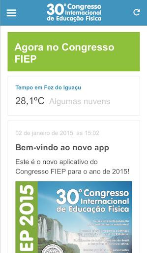 Congresso FIEP