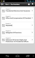 Screenshot of US Code, Titles 1 to 51 (2013)