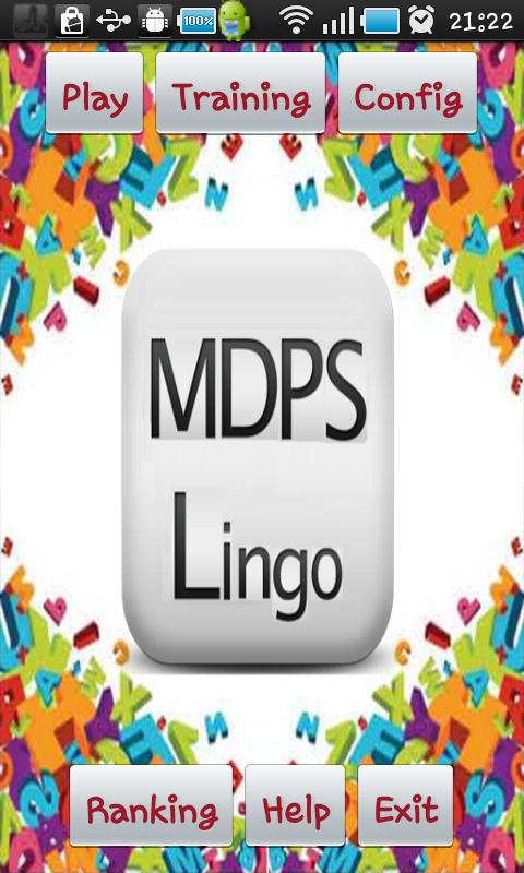 MDPS LINGO- screenshot