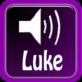 Talking Holy Bible, Luke