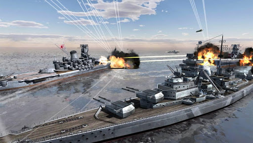 World Warships Combat 1.0.13 screenshots 7