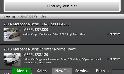 How to get mercedes benz of clear lake lastet apk for pc for Mercedes benz of clear lake