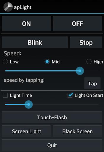 apLight flash light