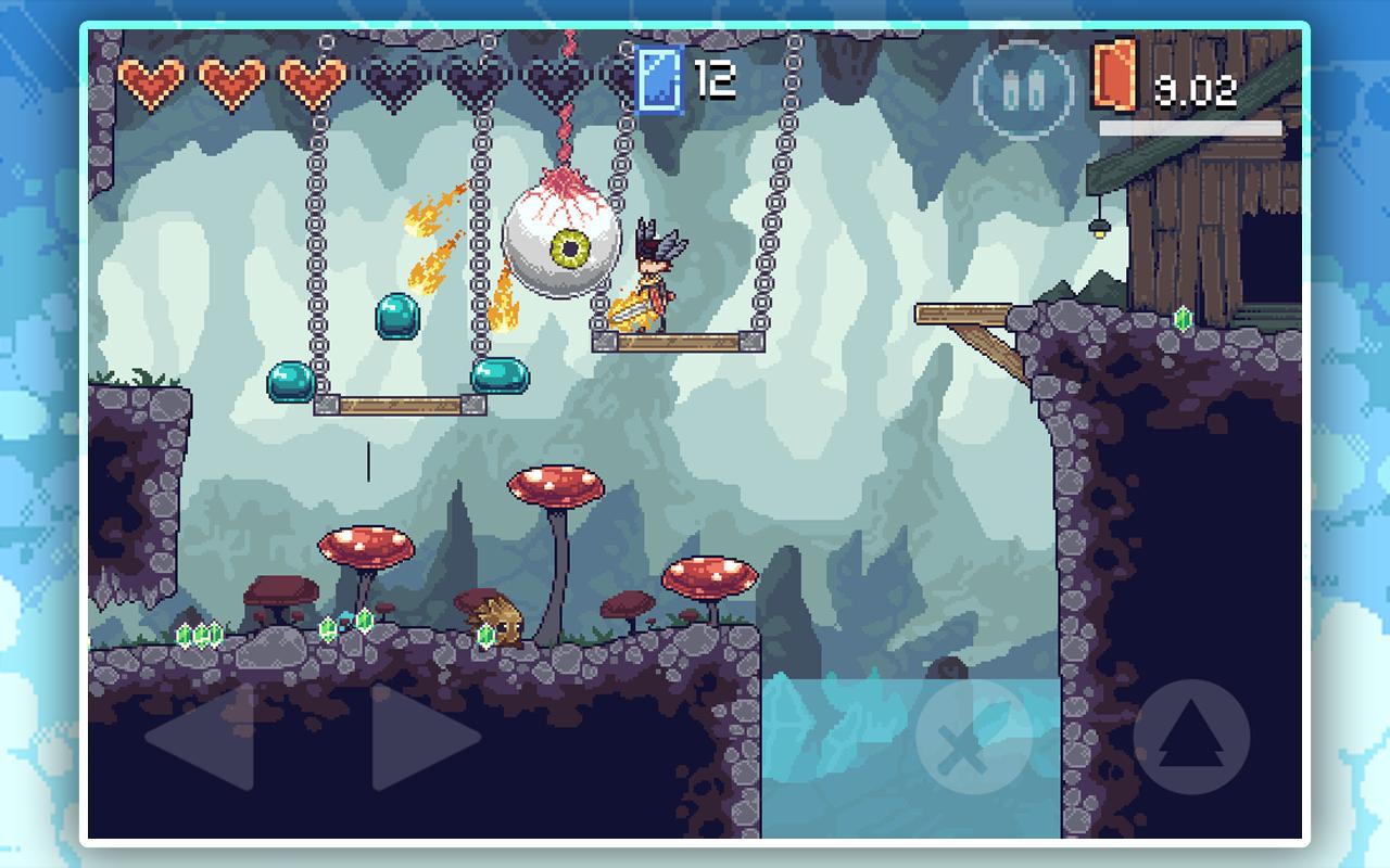 Spell Sword screenshot #4