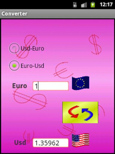 Converter Usd-Euro