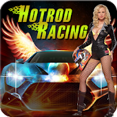 Hot Rod Car Racing