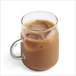 Iced Mexican Latte.