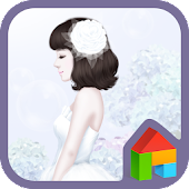 lovely girl fiance dodol theme