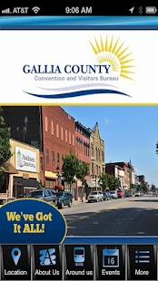 Gallia County Visitor- screenshot thumbnail