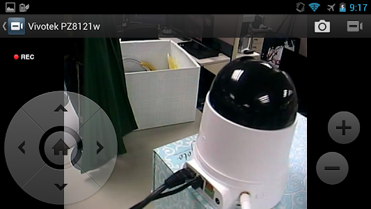 DS cam – View live stream and recordings from IP cameras