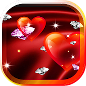 Diamonds n Hearts 3D LWP